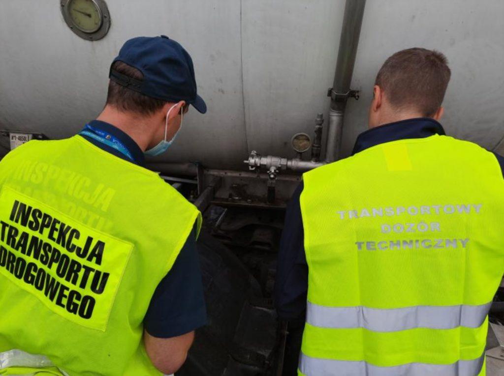 Wspólna akcja TDT i ITD na rzecz bezpieczeństwa na drodze
